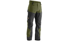Fjllrven Keb pantalon Homme gris/vert